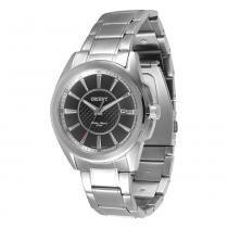 Relógio Masculino Orient Analógico MBSS1173 - Prata - Único - Orient