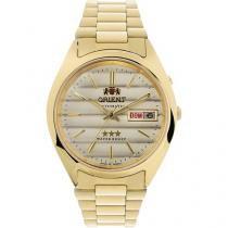 Relógio Masculino Orient Analógico - Resistente à Água 469WC2