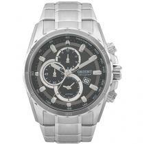 Relógio Masculino Orient Analógico - Resistente à Água Cronógrafo MBSSC115