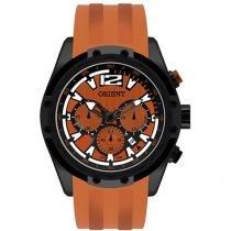 Relógio Masculino Orient Analógico - Resistente à Água Cronógrafo MPSPC005