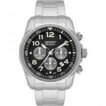 Relógio Masculino Orient Analógico - Resistente à Água MBSSC148