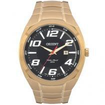 Relógio Masculino Orient Analógico - Resistente à Água MGSS1070
