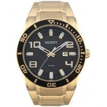 Relógio Masculino Orient Analógico - Resistente à Água MGSS1071