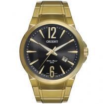 Relógio Masculino Orient Analógico - Resistente à Água MGSS1074