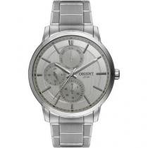 Relógio Masculino Orient Eternal MBSSM060 - Analógico Resistente a Água Calendário