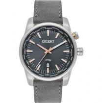 Relógio Masculino Orient MBSC1022 - Analógico Resistente à Água