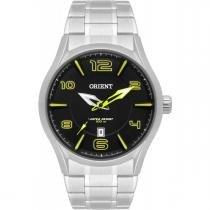 021d8dc1ce6 Relógio Masculino Orient MBSS1318 PYSX Prata -