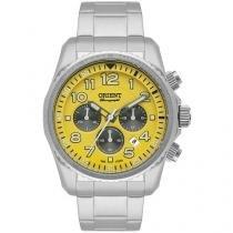 Relógio Masculino Orient MBSSC148 Y2SX - Analógico Resistente à Água