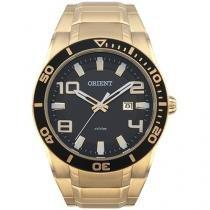 Relógio Masculino Orient MGSS1071 - Analógico Resistente à Água com Data