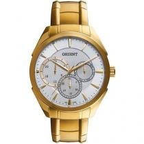 Relógio Masculino Orient MGSSM020 - Analógico REsistente á Água com Calendário
