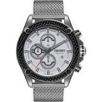 Relógio Masculino Orient Sport MBSSC134 S1SX - Analógico Resistente a Água Cronógrafo