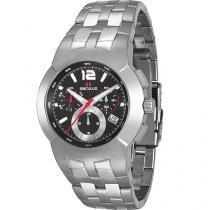 Relógio Masculino Seculus 44892503DMSSWP - Analógico Resistente à Água 10ATM