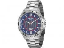 8933f78d302 Relógio Masculino Seculus Analógico - Long Life 20457G0SVNA1