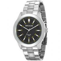 Relógio Masculino Seculus Analógico - Resistente à Água 28890G0SVNA1