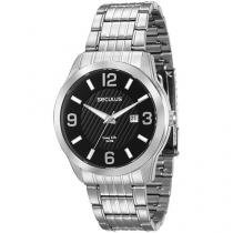 Relógio Masculino Seculus Analógico - Resistente à Água Long Life 28837G0SVNA1