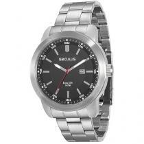 Relógio Masculino Seculus Analógico - Resistente à Água Long Life 28850G0SVNA1