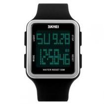 Relógio Masculino Skmei Digital 1139 Preto -