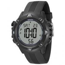 Relógio Masculino Speedo 58009G0EVNP1 - Digital Resitente à Água com Data