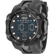 Relógio Masculino Speedo 81078G0EGNP2 - Digital Resistente à Água com Calendário