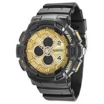 Relógio Masculino Speedo Anadigi - Resistente à Água 65075G0EVNP3