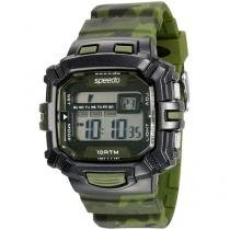 Relógio Masculino Speedo Digital - Resistente à Água 65078G0EVNP1