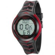 Relógio Masculino Speedo Digital   - Resistente à Água 80621G0EVNP1