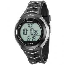 Relógio Masculino Speedo Digital   - Resistente à Água 80621G0EVNP2