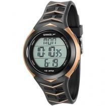 Relógio Masculino Speedo Digital   - Resistente à Água 80621G0EVNP3