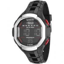 Relógio Masculino Speedo Digital - Resistente à Água 81106G0EVNP1