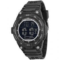 Relógio Masculino Speedo Digital Resitente à Água - Cronômetro Calendário Alarme 80611G0EVNP2