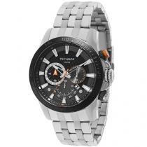 Relógio Masculino Technos 2115KLU/3P Analógico - Resistente à Água Cronógrafo