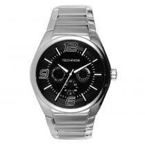 Relógio Masculino Technos Analógico 6P29AGV/1P - Prata - Único -