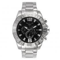 Relógio Masculino Technos Analógico OS20IN/1P - Prata - Único - Technos