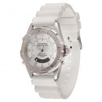Relógio Masculino Technos Analógico T20562/8B - Branco - Único - Technos