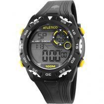 Relógio Masculino Technos Atlético Mineiro Digital Esportivo CAM1360AA/8Y - Technos