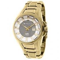 Relógio Masculino Technos Classic Solar AS37AB/4B - AS37AB/4B Analógico Resistente à Água
