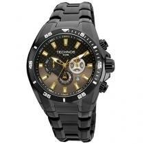 Relógio Masculino Technos OS2ABD/4P Analógico - Resistente à Água com Cronógrafo