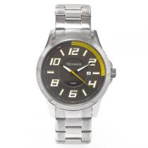 b49cbee631b64 Relógio Masculino Technos Performance Racer Analógico 2115KNE 1Y em aço -