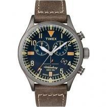 Relógio Masculino Timex Analógico Casual Tw2p84100ww/n - Timex