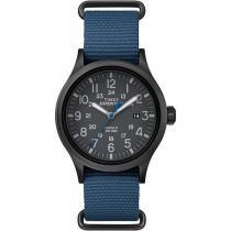 Relógio Masculino Timex Analógico Casual Tw4b04800ww/n - Timex