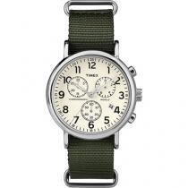 Relógio Masculino Timex Analógico - Resistente à Água Cronógrafo TW2P71400WW