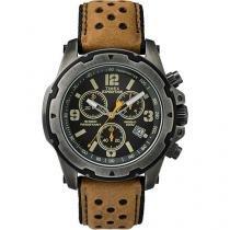 Relógio Masculino Timex TW4B01500WW Analógico - Resistente à Água com Cronógrafo e Data