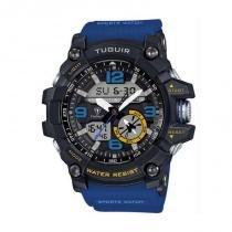Relógio Masculino Tuguir Anadigi TG6009 Azul -