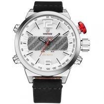 Relógio Masculino Weide Anadigi WH-6101 BR - a01e1dcb2a64b