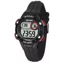 154974b05e2 Relógio Masculino X-Games Digital Xkppd062 Bxpx - Preto - Xgames