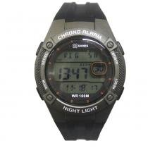 7018cb82d81 Relógio Masculino X Games XMPPD445 BXPX Chumbo - Xgames
