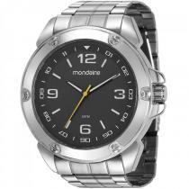 Relógio Mondaine Masculino 99236g0mvne1, C/ Garantia E Nf -