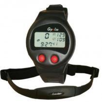 Relógio Monitor Cardíaco Frequencímetro Digital G-Pulse 12 Funções Supermedy -