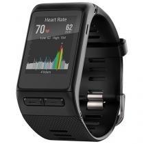 Relógio Monitor Cardíaco Garmin Vivoactive HR - Resistente à Água GPS Integrado
