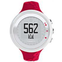 Relógio Monitor Cardíaco M2 Women Fuchsia Suunto - Resistente à água Alarme Cronômetro Cronógrafo